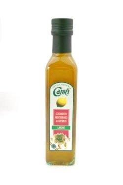 画像1: カロリ EXVオリーブオイル レモン(250ml)