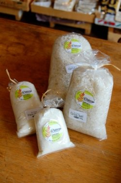 画像5: La Salorge de la Vertonne  -ヴェルトンヌの塩の花- 小(125g)