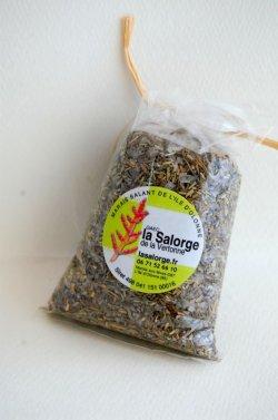 画像1: La Salorge de la Vertonne  ハーブ入り海塩 タイム&ローズマリー(45g)