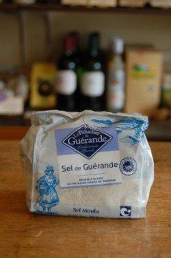 画像1: ゲランドの塩 顆粒(500g)