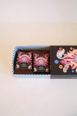 """画像4: アンティカ・ドルチェリア・ボナイユート チョコレート""""きび砂糖""""(18枚入り)"""