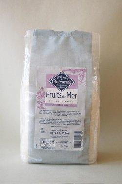 画像1: ゲランドの塩 海の果実(ビニール袋入り)1kg
